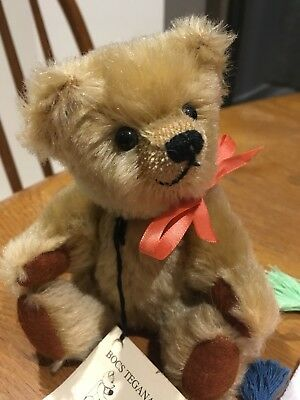 Collectable Mohair Teddy Bear