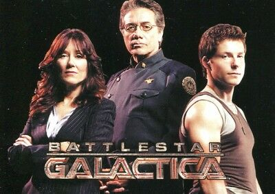 Battlestar Galactica * Komplettes Base Set *