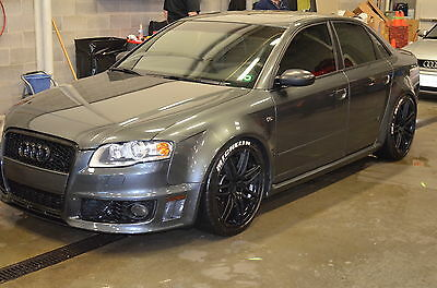 Audi: RS4 Meticulously Maintained