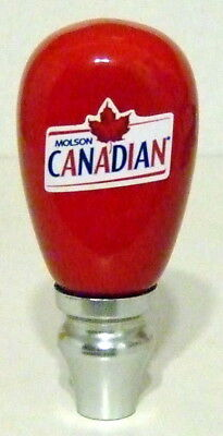 Molson Canadian Stubby Beer Tap Handle