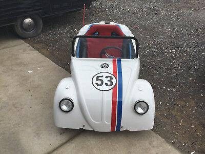 Go -Kart Vw Beetle  Shell Only