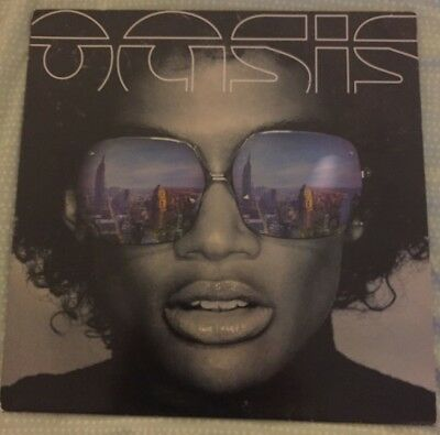 """Oasis - Who Feels Love 1997 12"""" Vinyl Nm Condition"""