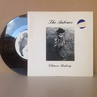 THE AUTEURS CHINESE BAKERY 7in. SINGLE