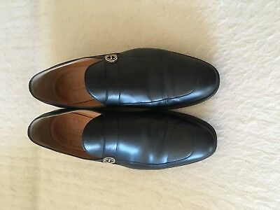 Gucci Black Loafer Shoes