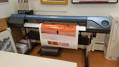 Roland Versacamm VS-540 Print & Cut Eco Solvent Printer