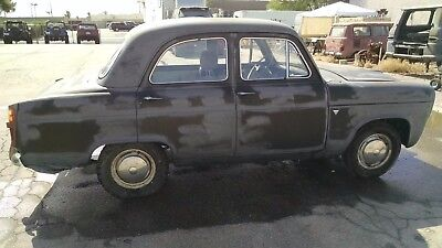 1957 Ford Other  1957 Ford Prefect 4 Door 100E