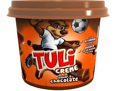 Tulicreme Chocolate Bread Spread 4 x 200g = 800g (28.2oz) 4 CHOCOLATE TULICREME