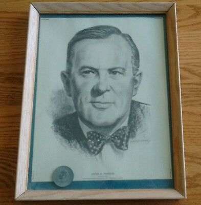 Quaker Oats Canadian Prime Ministers Centennial Series Lester B Pearson