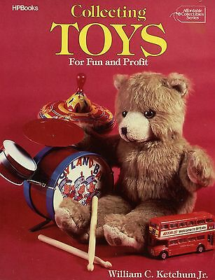 Collecting Antique Vintage Toys Dolls - Types Values / Scarce Illustrated Book