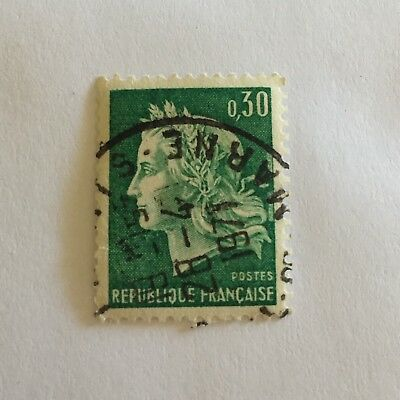 France Postage Stamp Collectable
