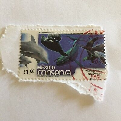 Mexico Postage Stamp Collectable