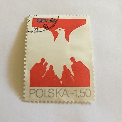 Polish Postage Stamp Collectable