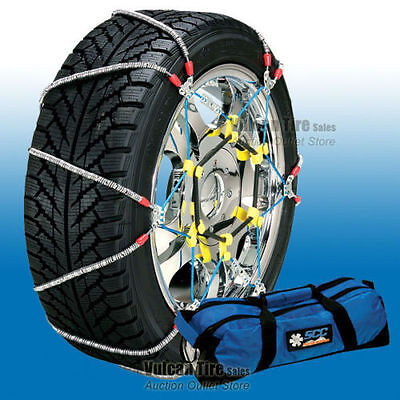 Super Z6 SZ139 Car/ Truck/ SUV/ CUV Snow Tire Chains 235/45-18Set of 2