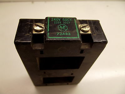 Allen Bradley 73A83 Contactor-Coil-Ab-Size 3-240V