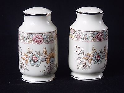 Noritake Imperial Garden Salt and Pepper Shakers