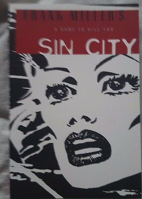 Sin City Volume 2: A Dame to Kill For book graphic novel