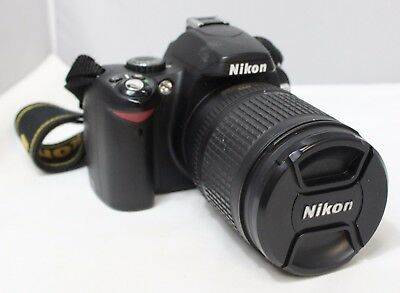 Nikon Camera - D40X - Selling for Parts Only #026900311617