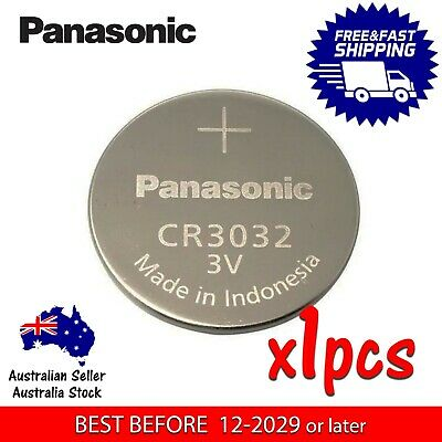 RENATA CR2032 3v Button Coin Cell Lithium Battery FREE POST MELBOURNE STOCK