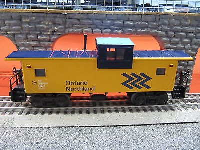 Lionel 6-6901 Ontario Northland Extended Vision Caboose Built 1-82