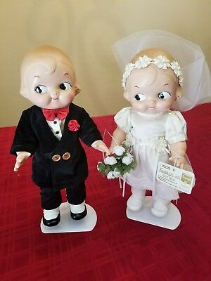 campbell soup kids dolls wedding