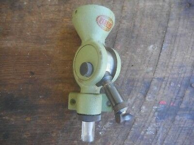 Nice Vintage Bench Mount REDDING Master Powder Measure w/ Micrometer