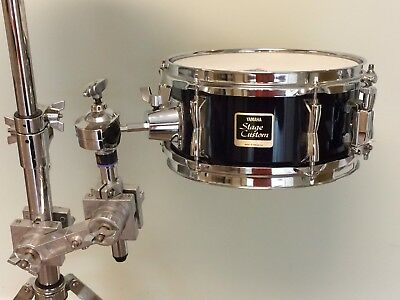 """Yamaha Stage Custom 5""""x10"""" Mountable Side Snare Drum w/ Clamp and Arm"""