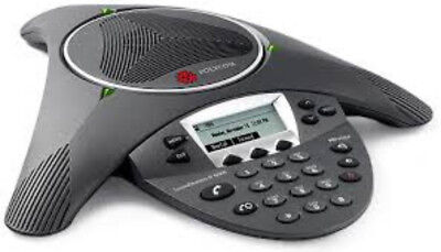 Polycom SoundStation IP 4000 phone conferences IP - with power supply