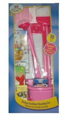 Deluxe Fashion Cleaning Set. ToyShop. Shipping is Free