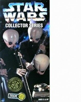 Star Wars Collector Series Cantina Band Tech with Ommni Box 30cm Poseable Figure