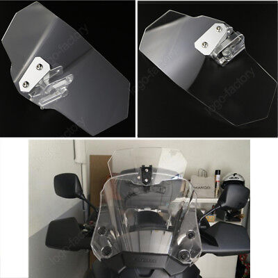BMW R1150 GS Adventure Airflow Extension Windshield Screen Spoiler Clear Scooter