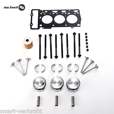 Smart motoreparaturkit Engine Overhaul Kit 599ccm 0,6
