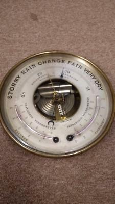 Beautiful Victorian Holosteric Barometer Made in Paris - Fantastic!!