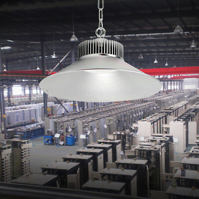 2x 100W High Bay Light led Warehouse Workshop Office Factory Industrial Lighting