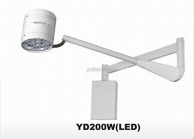 YD200W(LED) On wall cold light Operating lamp Light For Surgical Operations PT