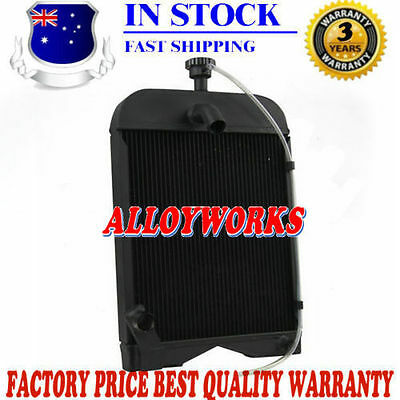 OEM NOS 8N8005 86551430 3Row Core Tractor Radiator For Ford Models 9N 2N 8N AW