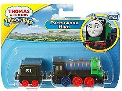 Fisher Price Thomas & Friends Die-Cast Take N Play Patchwork Hiro
