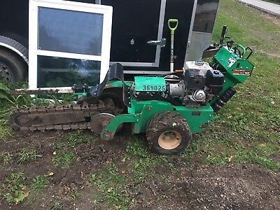 """ditch witch RT10 Trencher With 36"""" Boom"""