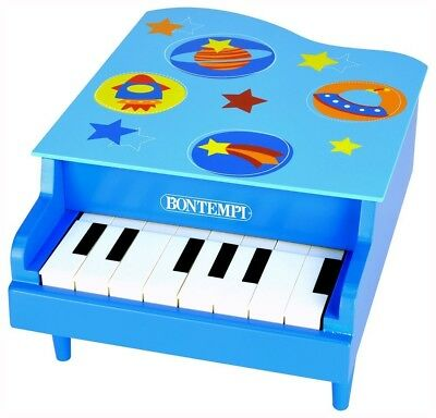 Wooden Piano * * New * *. Bontempi. Shipping Included