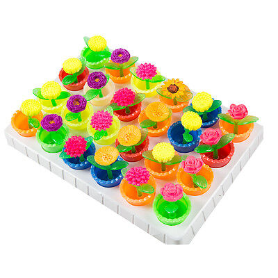 1X Tree Grow Plant Expansion Toys Water Swelling Bubble Educational Toys Gift LJ