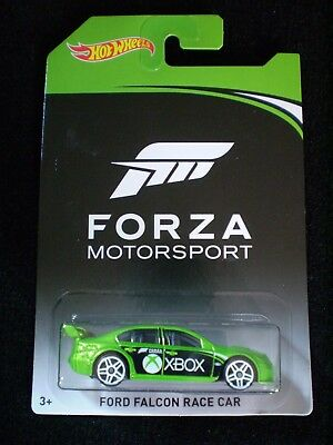 2017 Hot Wheels Forza Motorsport FORD FALCON RACE CAR >> *6 cars posted for $6!