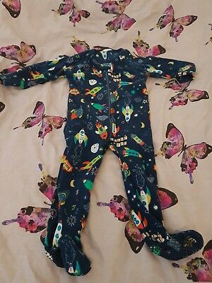 next boys fleece all in one 1.5 - 2 years