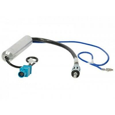 RTA 204.104-3 stromeinspeisung for Antenna Amplifier 34cm, 75 Ohm Cable with DIN