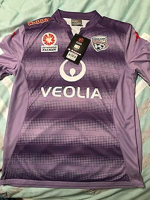 Adelaide United 2015/2016 Keepers Third Jersey Replica Fit Size M BNWT