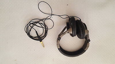 Shure SRH550DJ Over the Head Cable Headphones - Black