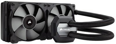 CORSAIR H100i v2 - Extreme performance WATERCOOLING REFROIDISSEUR PROCESSEUR INT