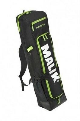 Malik Arrow Stick Bag (Black) - Hockey Stick Bag