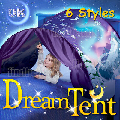 Dream Tents Space Adventure Foldable Tents Camping Outdoor Indoor Baby Kid Tents
