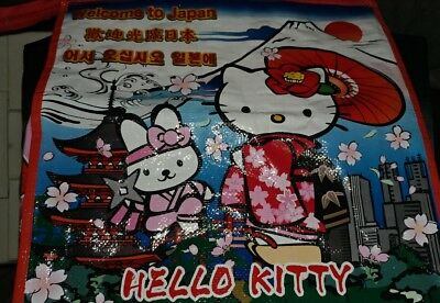 Hello Kitty Japan Exclusive reuseable tote bag