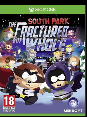 South Park The Fractured But Whole Xbox One  Game - Brand New - Free P&P