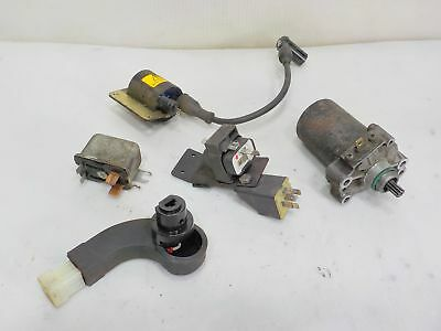 Piaggio Hexagon 125 Electric Ignition Coil Switch Starter Relay